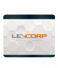 LexCorp Industries DC Superman Design Mousemat PC Laptop Mouse Pad